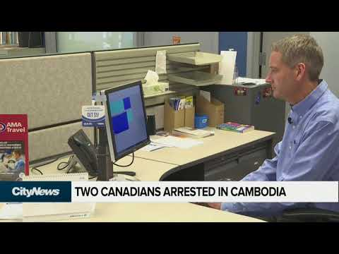 Alberta woman detained in Cambodia for 'pornographic dancing'