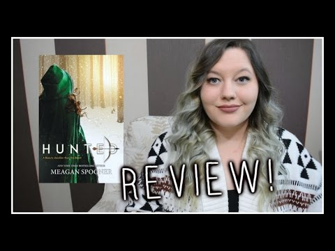 HUNTED BY MEAGAN SPOONER REVIEW! | Lisa Golding
