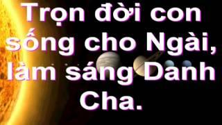 Lời tạ ơn_Tạ ơn Cha Chí Cao