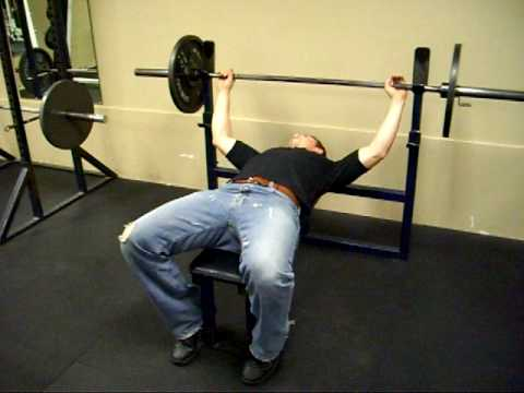 The Bench And Power Shrug