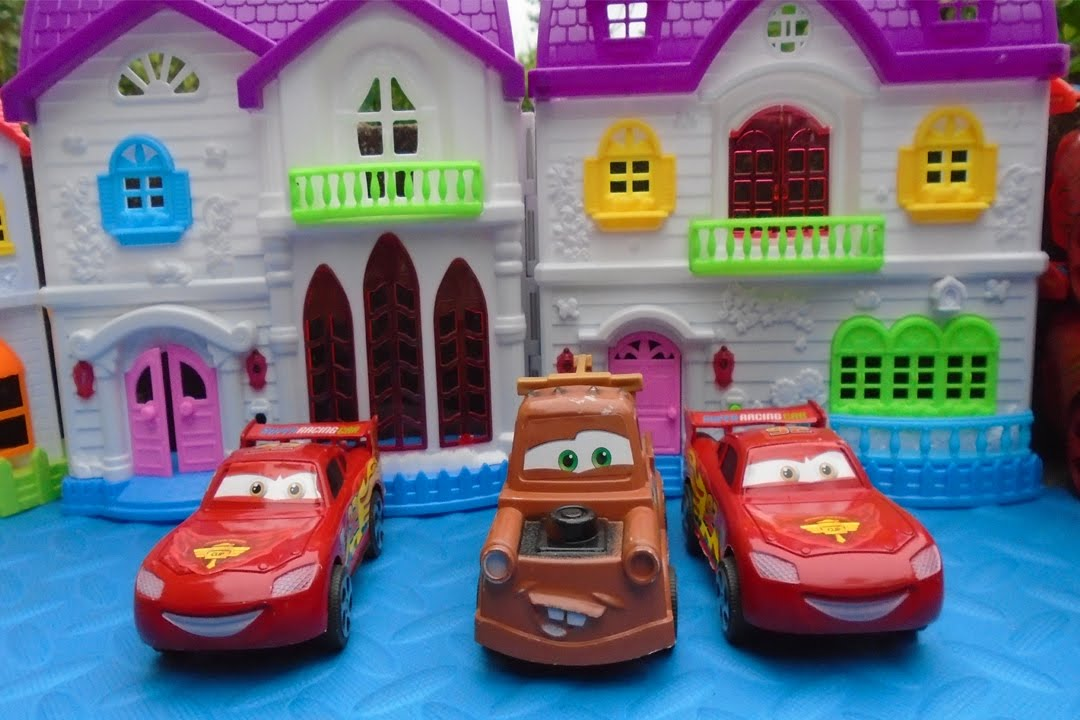 Itsy Bitsy Spider And More Nursery Rhymes Cars Toys And