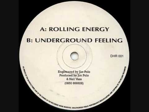 Jim Polo & Neil Vass - Underground Feeling - Dark Horse Records