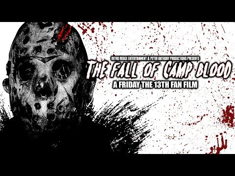 The Fall of Camp Blood   Trailer 1  A Friday the 13th Fan Film