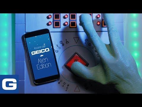 Alien: Anyone Can GEICO