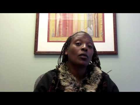 Interview with Needma Namadamu from the Democratic Republic of the Congo