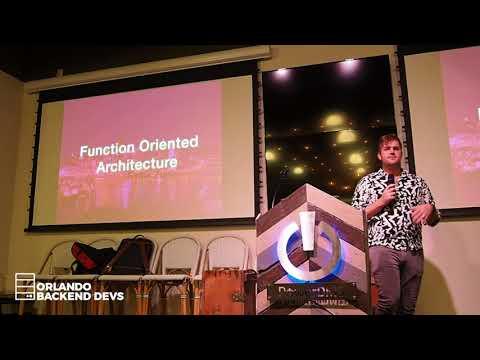 Serverless Architecture & Node.js: A Beautiful World - Orlando Backend Developers Meetup Nov 2017