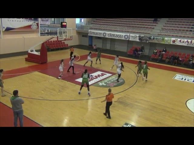Ashunae Durant #1 Portugal Top Division Highlights 18-19 (Rookie Season)