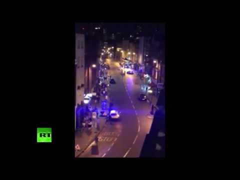 London attacks: Eyewitness heard 'six...