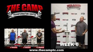 Northridge Weight Loss Fitness 12 Week Challenge Results - Richie R.