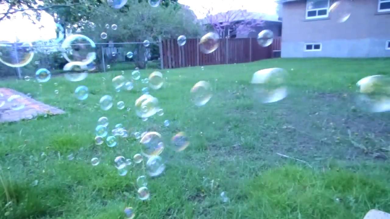 asmr soft spoken outdoor sounds u0026 bubble soap youtube