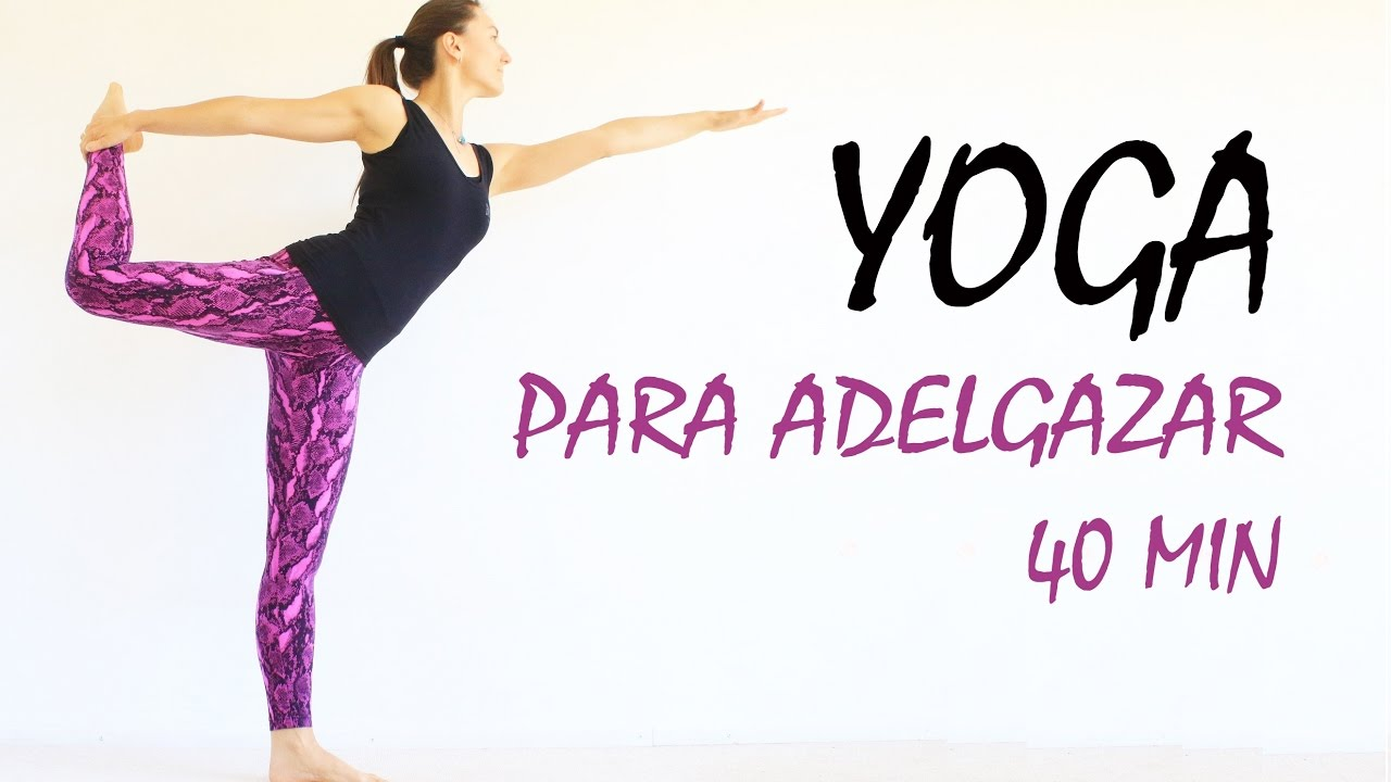 yoga 40 minutos