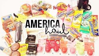 America Haul! | Emily Liu