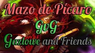 Hearthstone - Mazo de Pícaro GvG Gazlowe & Friends (Mech Tempo Rogue) | Mazo Leyenda