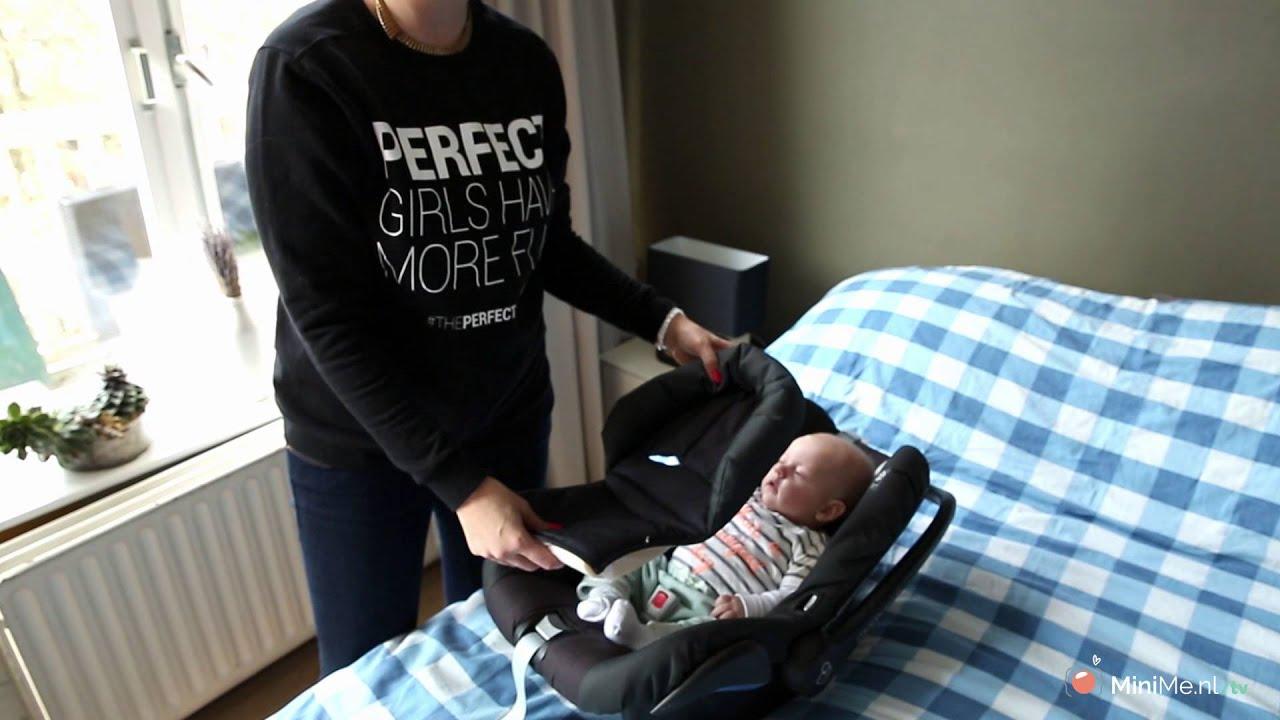 maxi cosi gebruiksaanwijzing zo ga ik met mijn baby naar buiten youtube. Black Bedroom Furniture Sets. Home Design Ideas