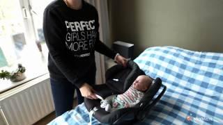 Maxi Cosi gebruiksaanwijzing - Zo ga ik met mijn baby naar buiten