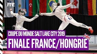 CdM SD Salt Lake City 2019 - Finale FRANCE vs HONGRIE
