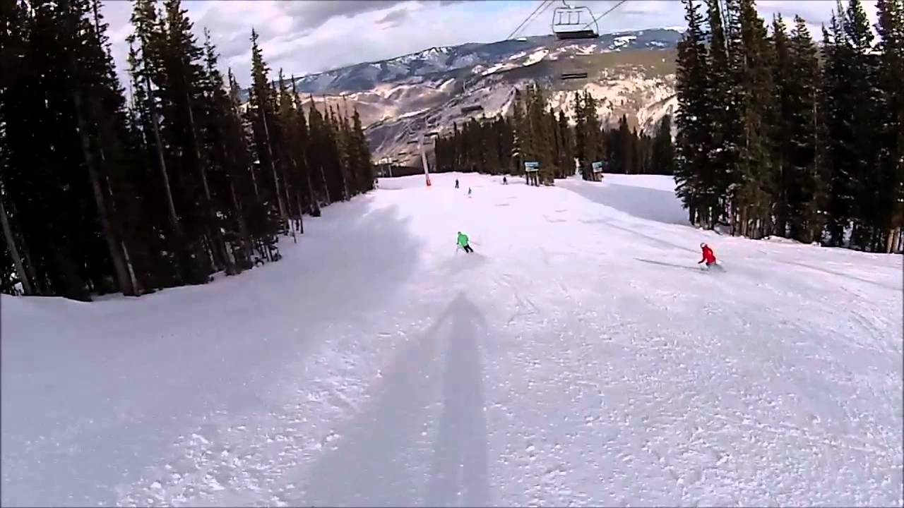 aspen snow report