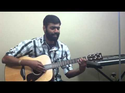 Poo Avizhum Pozhudhil (Enakkul Oruvan) Guitar Cover
