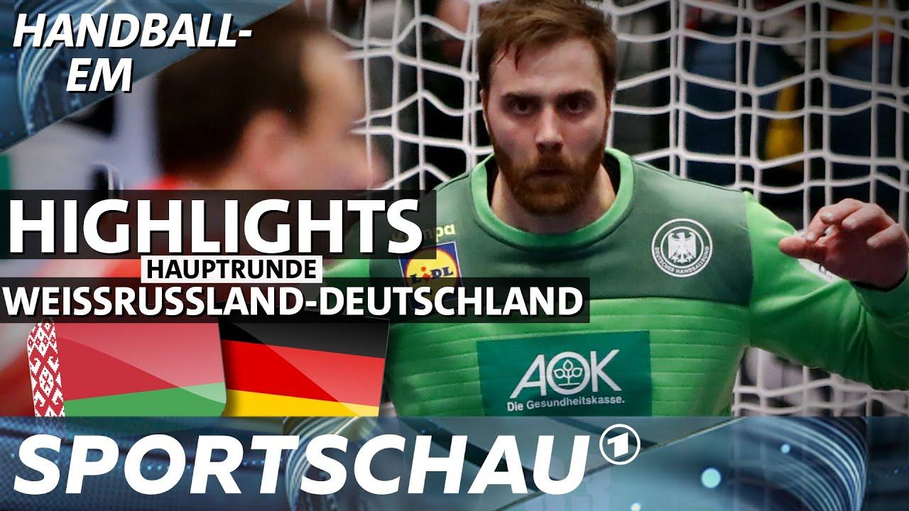 weißrussland deutschland highlights