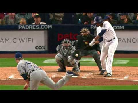 Padres May Highlights