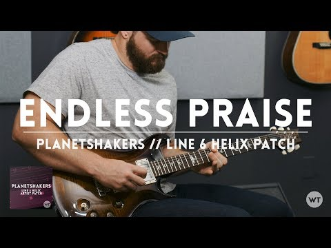 Planetshakers - Line 6 Helix Patch