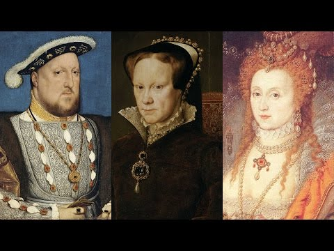 Kings & Queens of England 5/8: The Tudors – Off with their heads!
