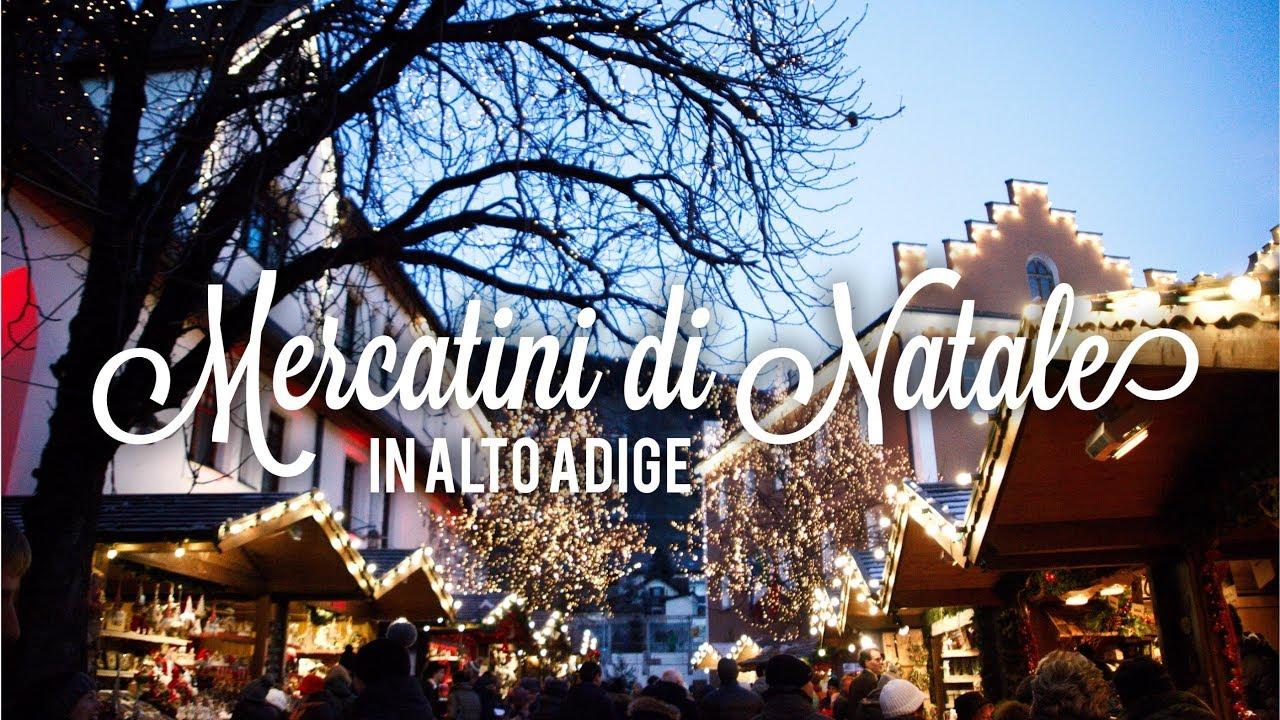Mercatini di Natale in Alto Adige - Bressanone e Vipiteno