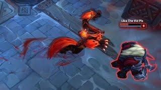 Firefang Warwick Update Spotlight (League of Legends)