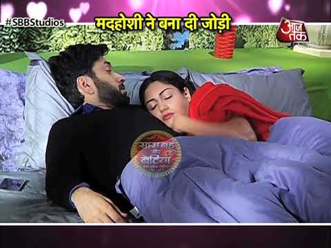 Ishqbaaz: WHAT! Shivaay & Anika IN ONE BED!