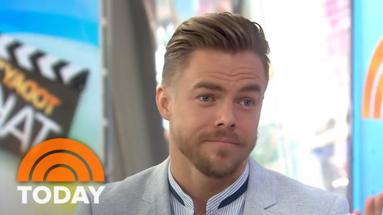 Derek Hough Previews World Of Dance Finale And Dances With John