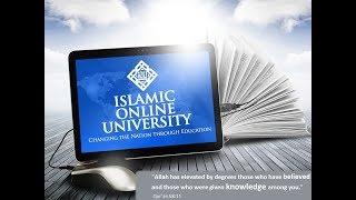 Presentation - Islamic Online University par Fr. Dalill