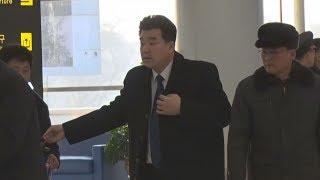 北朝鮮体育相スイスへ IOC南北3者会談