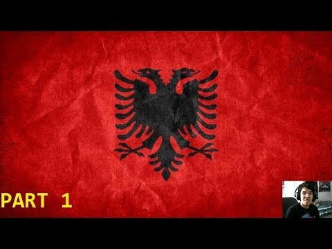 Let's play Supreme ruler Ultimate - Albanian Kingdom part 1