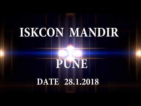 Drama on Lord Nityananda performed by Iskcon Pune