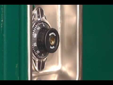 Lock Right Locker >> Master Lock Locker Locks Built-In Combination Change ...