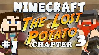 Minecraft The Lost Potato 3 #1 - Release the Chickens