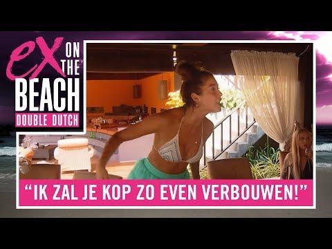 De ALLERGROOTSTE RUZIES! | Ex on the Beach: Double Dutch - Compilaties