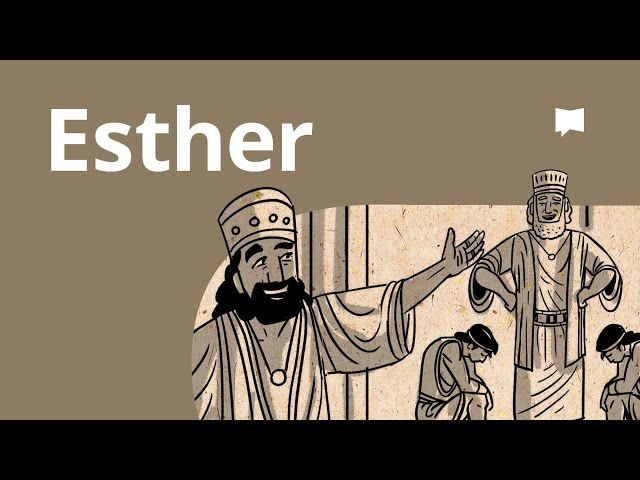 Esther - Synthèse