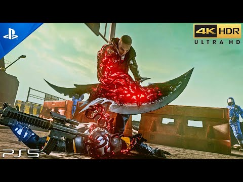 PROTOTYPE 2  - PS5™ Gameplay [4K HDR]