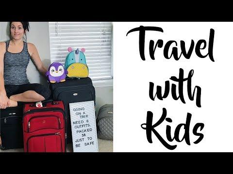 #1 Packing Hack for Moms | vlog | International Travel with Kids