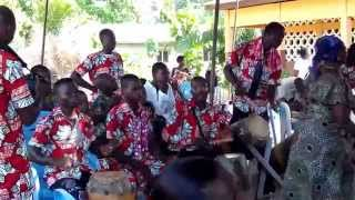 Benin's traditional music and dance