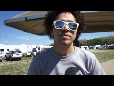 Camp Counselor Nick Interviews Ian Neville Of Dumpstaphunk at Summer Camp 2013