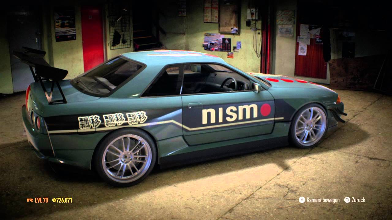Nissan Sentra Nismo >> Need for Speed 2015 - Nissan Sentra/Nismo Vinyl (NFS Underground Unique) - YouTube