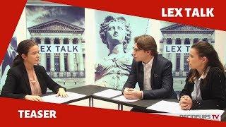 TEASER LEX TALK : Prélèvement à la source