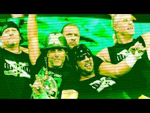 WWE D-Generation-X Theme Song | Remix