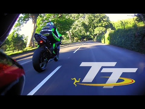 Michael Dunlop | Yamaha Supersport POV | Isle of Man TT 2017
