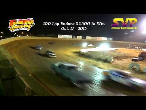 100 Lap Enduro Turn 4 camera 10 17 15