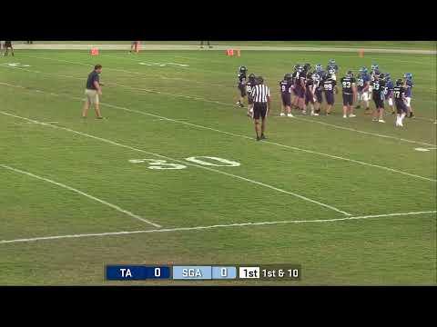 Jr. Pro Football vs. Terrell Academy