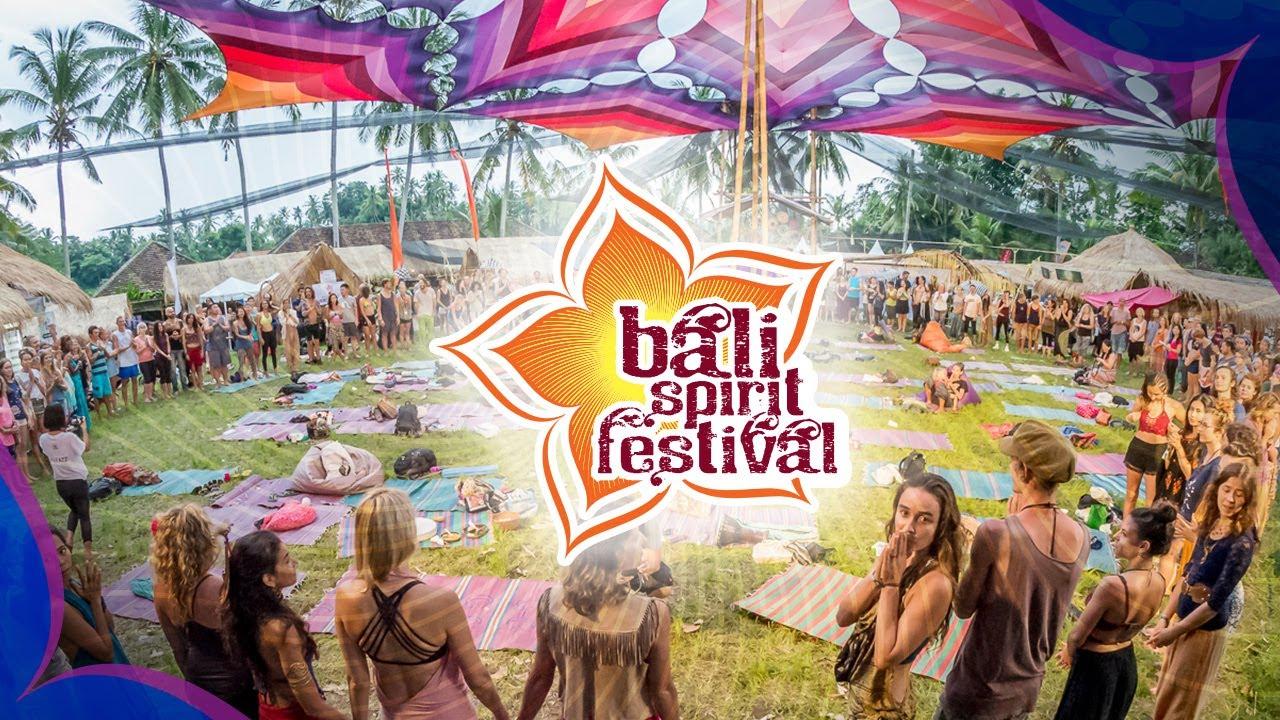 Bali Spirit Festival 2018 Ubud | Yoga Festival Bali