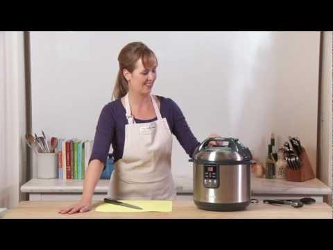 williams sonoma electric pressure cookers